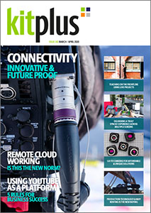 kitplus – Issue 142 – March/April 2020 Front cover