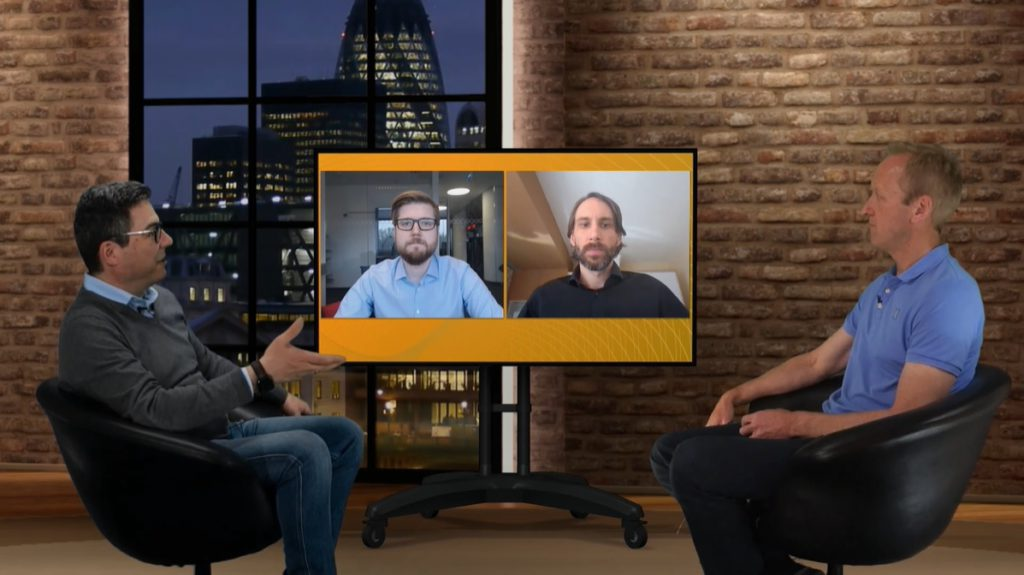 KitPlus TV Panel - Data and Analytics in Live Sport