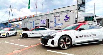 MEBU Live Interview - DTM safety cars