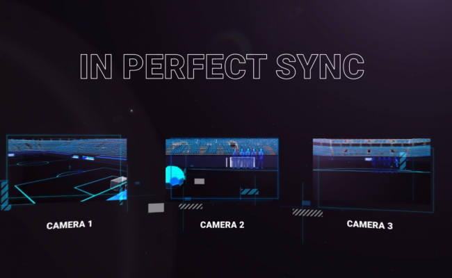 The NativeWaves Solution - Three screens in perfect sync