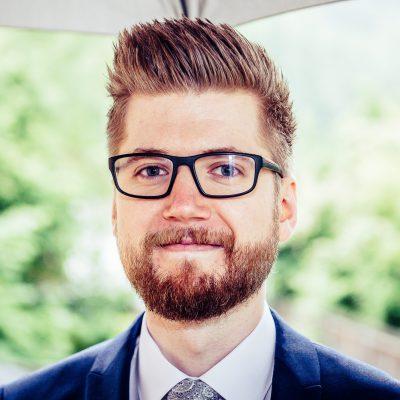 Portrait of Christof Haslauer