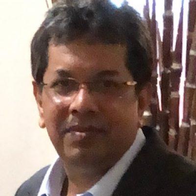 Portrait of Venkat Venkateshwaran