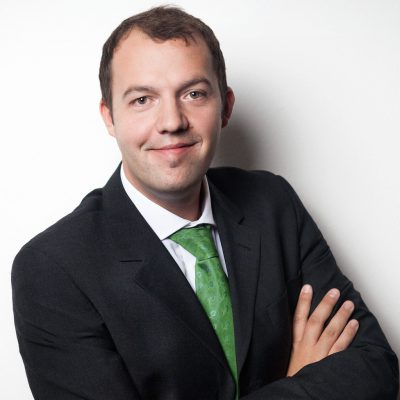 Portrait of Raimund Egger